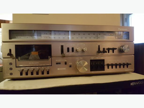 Panasonic Model RA-7500 Integrated Stereo Receiver