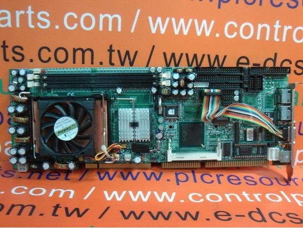 Axiomtek SBC81822 Industrial Server Motherboard Card + Processor + Fan