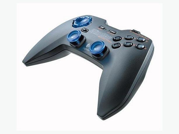 Logitech Wingman corded Rumblepad controller