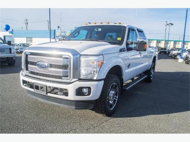 2014 Ford F-350 Super Duty 4X4