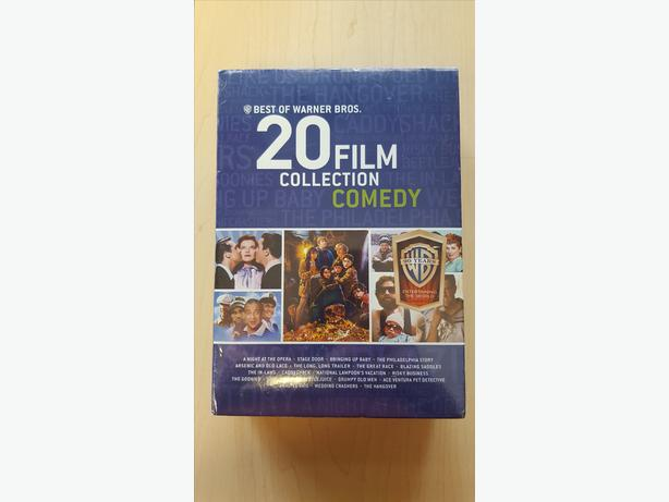 Best Of Warner Bros. 20 Film Collection - Comedy - Brand New
