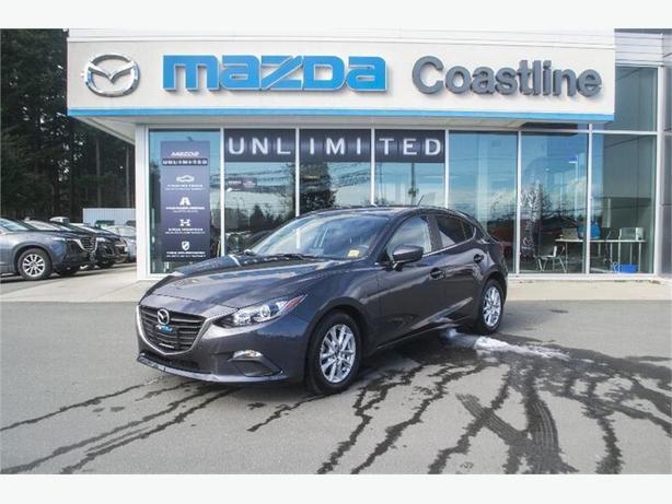 2016 Mazda 3 Sport GS