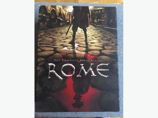 Rome - The Complete 1st Season DVD
