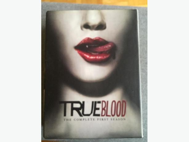 True Blood - The Complete 1st Season DVD