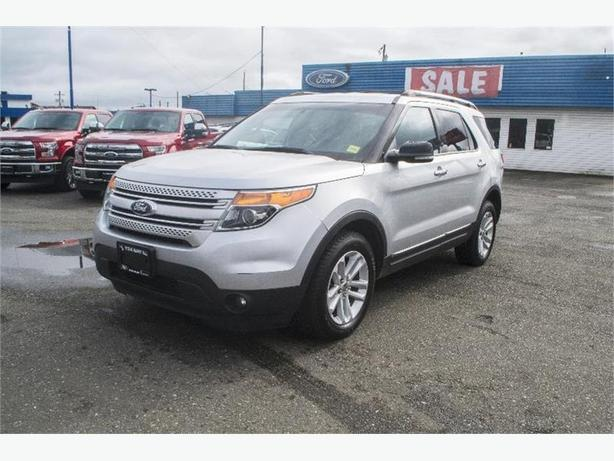 2011 Ford Explorer XLT V6 4WD