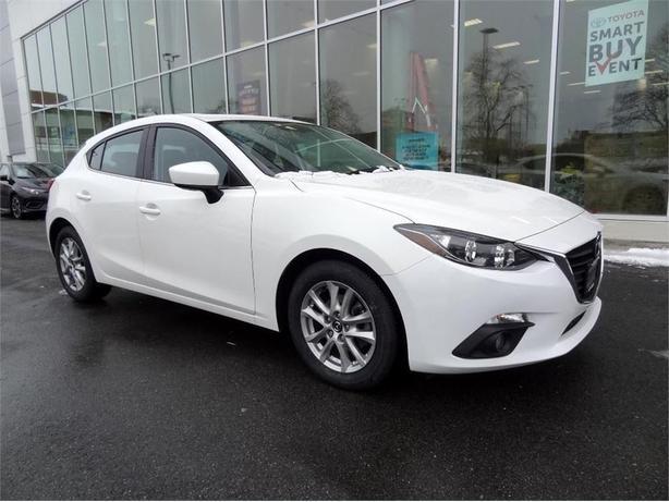 2014 Mazda Mazda3 Sport GS-SKY NAVIGATION LOCAL TO B.C.