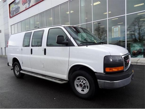 2015 GMC Savana 2500 1WT NO ACCIDENTS