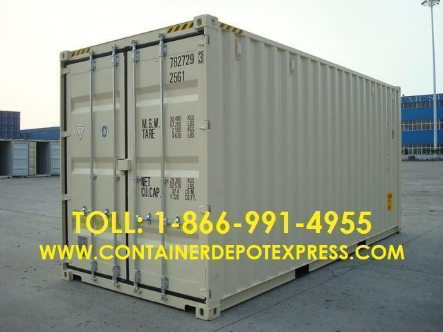 Used Steel Storage Containers Listitdallas