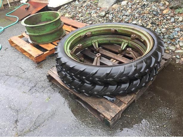 Narrow Row Crop Tractor Tires