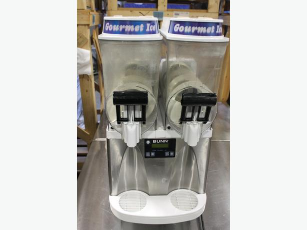 bunn slushie machine