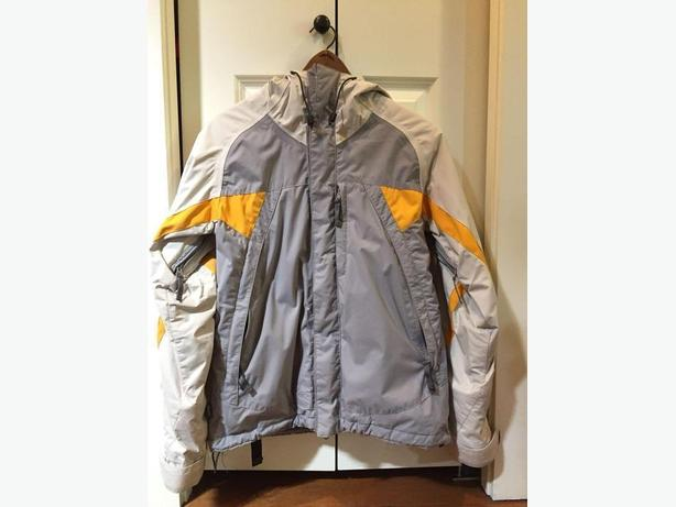 O'Neill Explore Insulated Ski/Snowboard Jacket Size Small