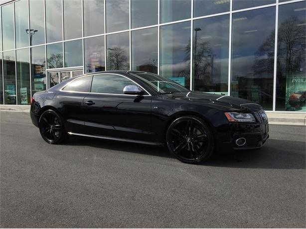2009 Audi S5 4.2L (A6) NO ACCIDENTS