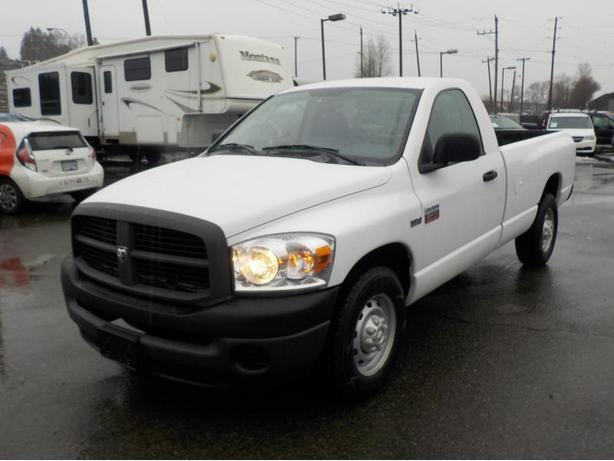 2008 Dodge Ram 2500 Hemi SLT Long Box Regular Cab 2WD