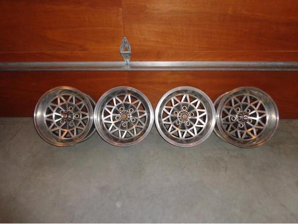 Mag wheels.