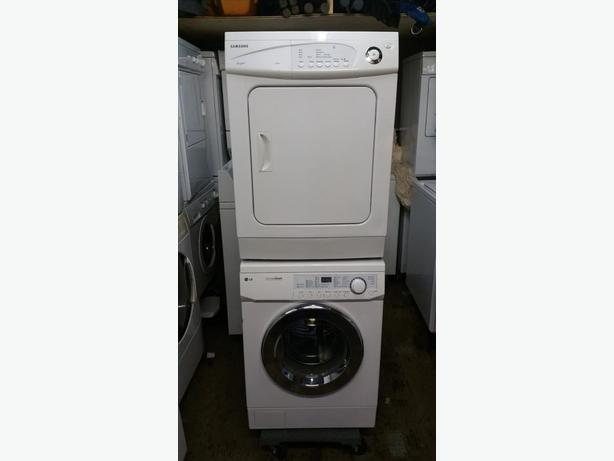 24 Quot Apartment Sized Lg Samsung Washer Dryer Set In
