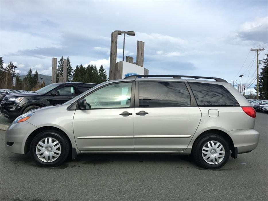 Salmon Arm Toyota >> 2009 Toyota Sienna CE, Fold and Stow Seats, Roof Rack and ...