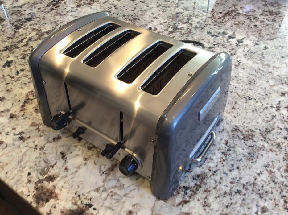 Kitchenaid pro line 4 slice toaster paid 570 central ottawa inside greenbelt gatineau mobile - Kitchenaid parts edmonton ...