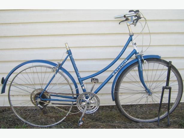 Rare Antique Raleigh Lenton for restoration
