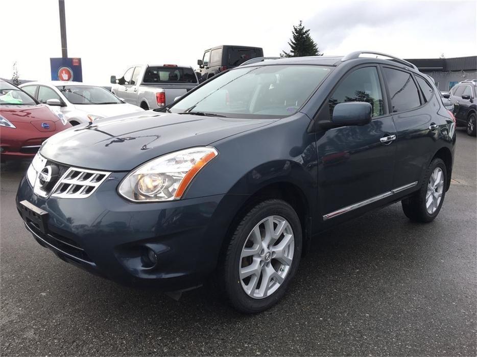Used Nissan Rogue Edmonton   Autos Post