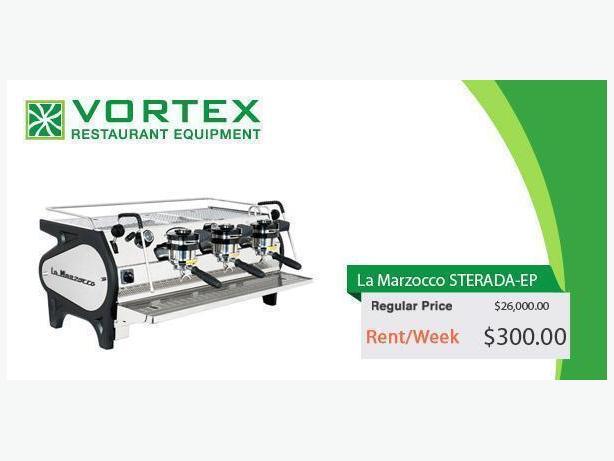 """La Marzocco STERADA-EE-3GR 3 Group Espresso Machine """"Used"""""""
