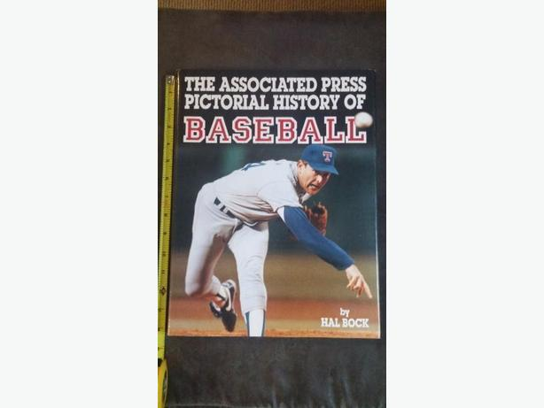 The Associated Press Pictorial History Of Baseball