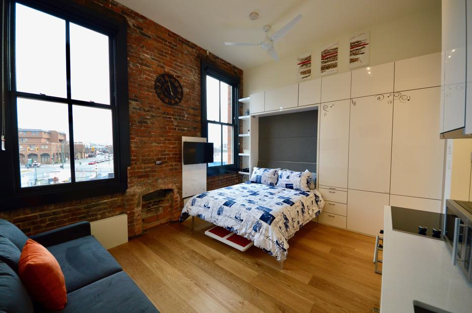 The Jazz Luxurious Loft From Cad Night Victoria