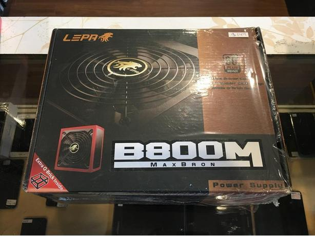 LEPA B800M MaxBron Power Supply w/ Warranty!