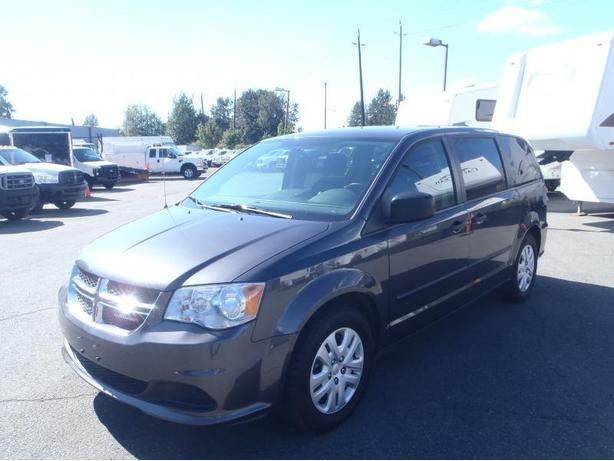 2015 Dodge Grand Caravan SE Stow 'n Go