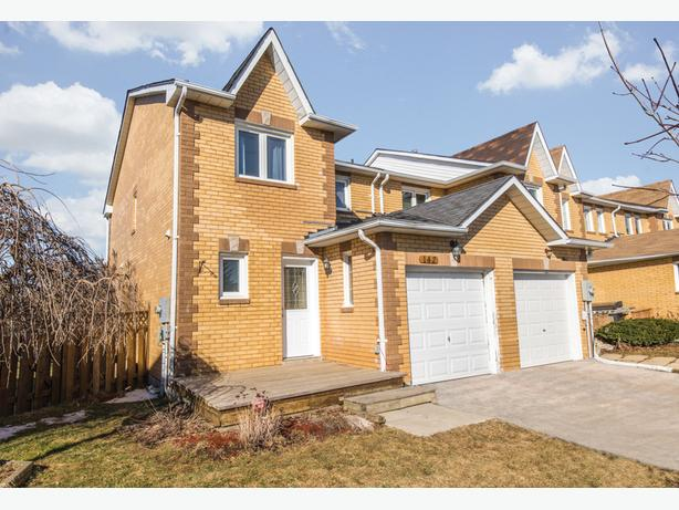 **SOLD** 142 Howard Cres Orangeville MLS Real Estate Listing