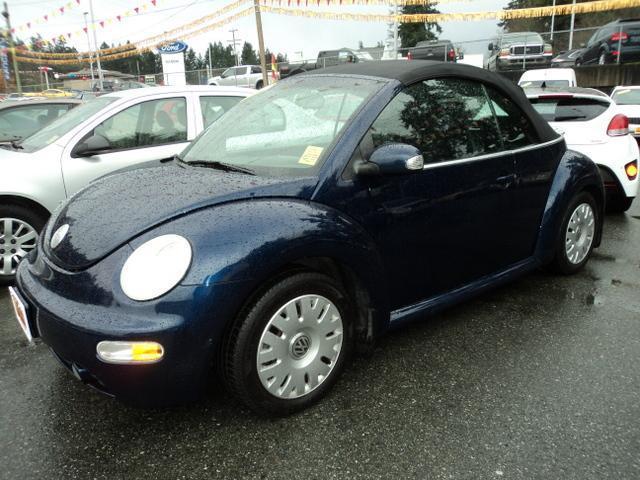 2004 Volkswagen Beetle Gls Convertible West Shore