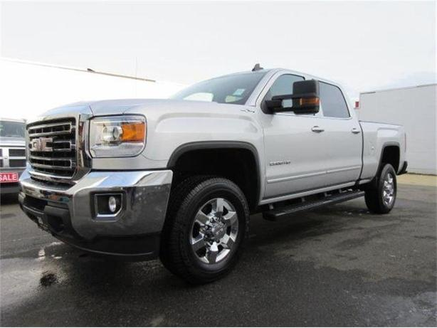 2016 GMC Sierra 2500HD SLE/Duramax Diesel/Cloth Inter