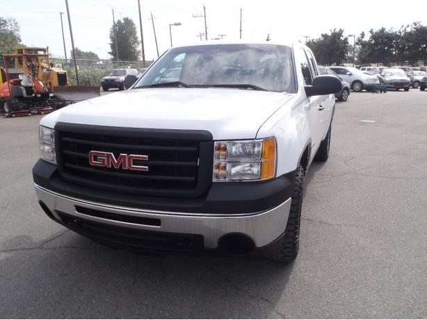 2013 GMC Sierra 1500 Extended Cab Regular Box 4WD