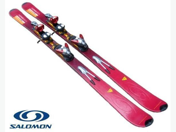 160cm Salomon Scream 8 Pilot ~ Women's