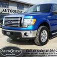 2011 Ford F150 XTR - 5L SuperCrew 4X4, Remote Start & More!
