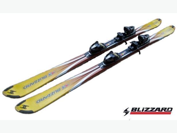 175cm Blizzard Freeride Twin-tips