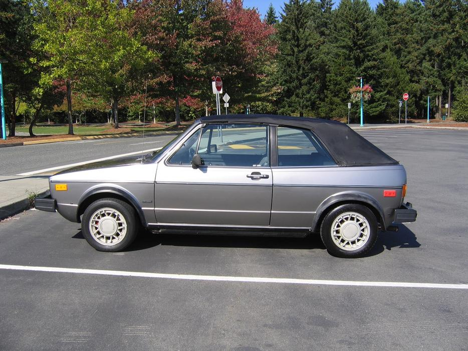 Campbell Nelson Vw >> 1984 VW Rabbit Convertible Malahat (including Shawnigan Lake & Mill Bay), Victoria