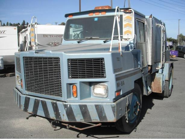1992 Athey Patriot M8A Mechanical Street Sweeper