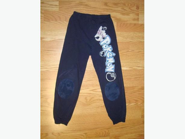 Like New Navy Blue Pokemon Go Pants Size 7-8 Youth -  $7