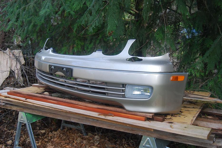 Front Bumper Lexus Gs 300 Aristo 2nd Gen Malahat