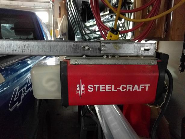 Steel Craft Garage Door Opener South Regina Regina