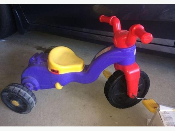 Fisher Price Rock n Roll Tricycle - $20