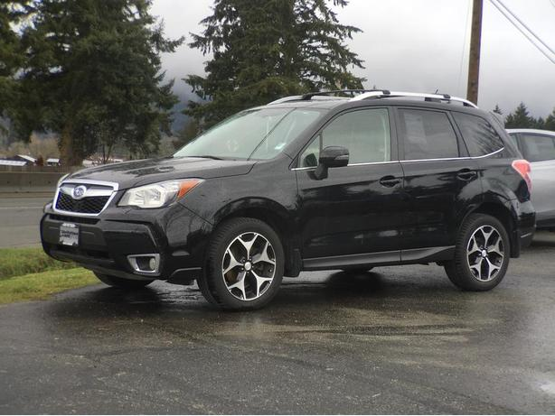 2014 subaru forester 2 0xt touring outside victoria victoria. Black Bedroom Furniture Sets. Home Design Ideas