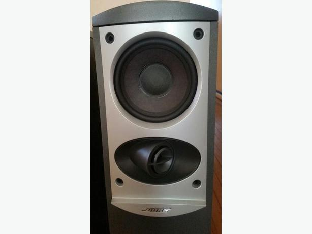 bose 601 series iv direct reflecting tower speakers west. Black Bedroom Furniture Sets. Home Design Ideas