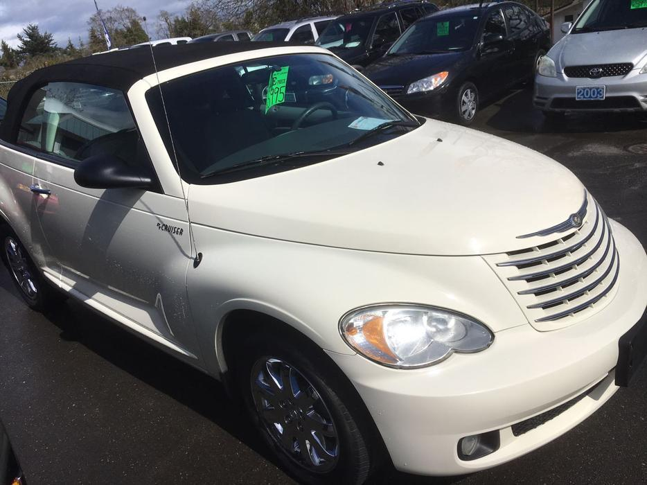 2006 pt cruiser touring edition convertible north saanich sidney victoria. Black Bedroom Furniture Sets. Home Design Ideas