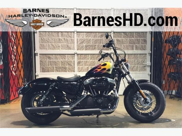 2014 Harley-Davidson® XL1200X - Sportster® Forty-Eight®