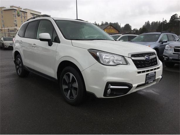 2017 Subaru Forester 2.5i Touring - $244.22 B/W