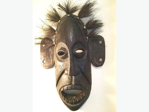 Huge Collectible Tribal Mask