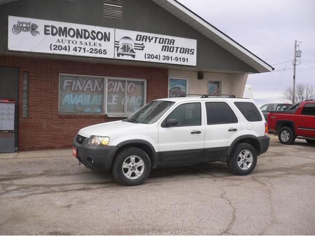 2007 Ford Escape XLT  Front wheel drive