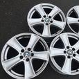 "OEM genuine Factory BMW 18"" X5 style 209 rims in excellent condition (surrey)"