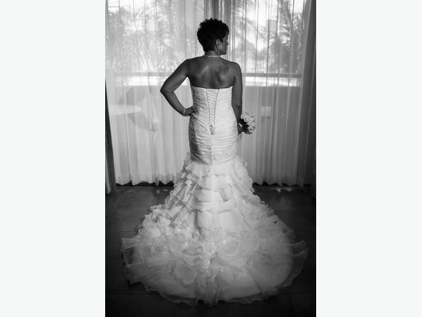 San Patrick ERESMA wedding dress